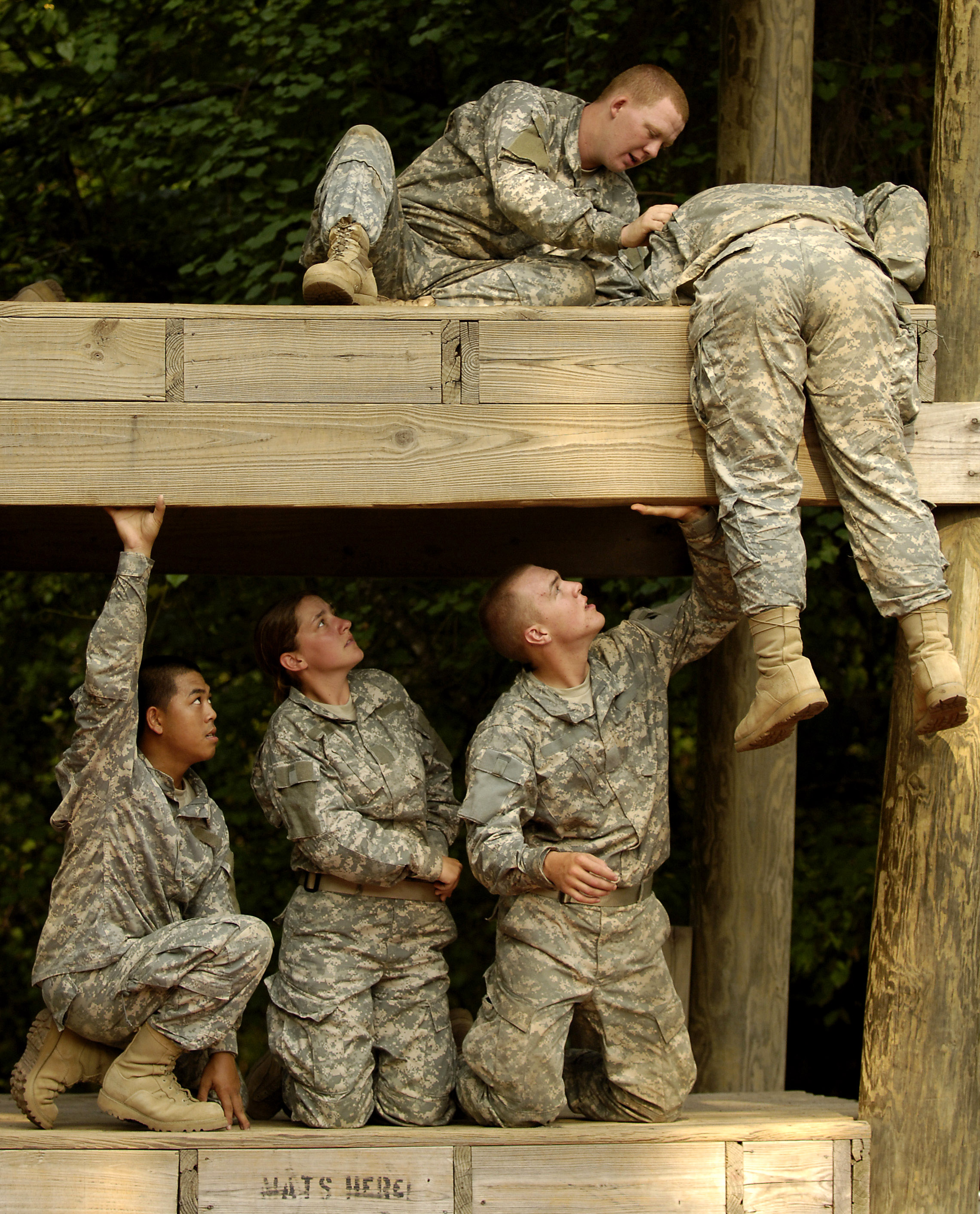 Basic Training Photos >> Army Basic Training Gets A Makeover According To Majastevanovich
